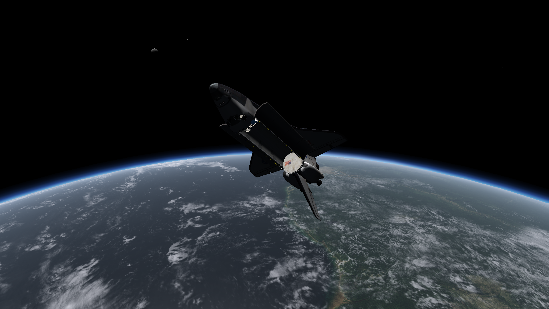 FlightGear forum • View topic - Space Shuttle