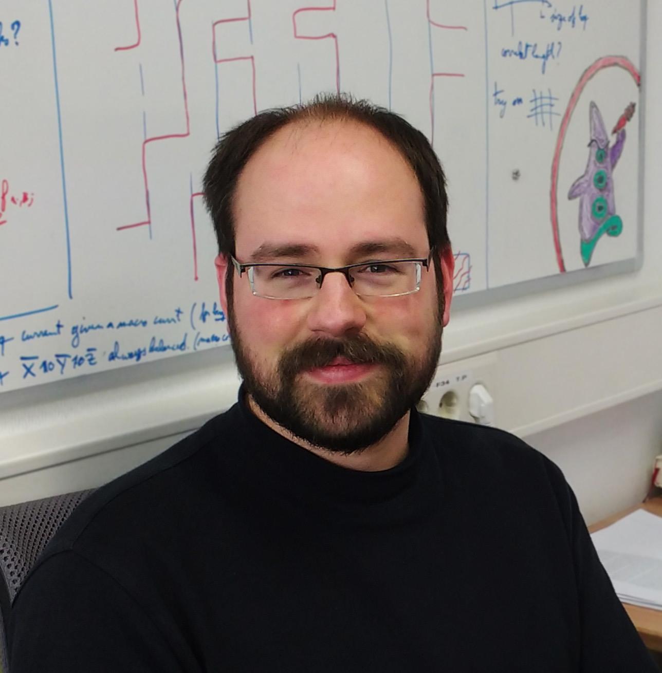 Alexandre Lazarescu profile pic