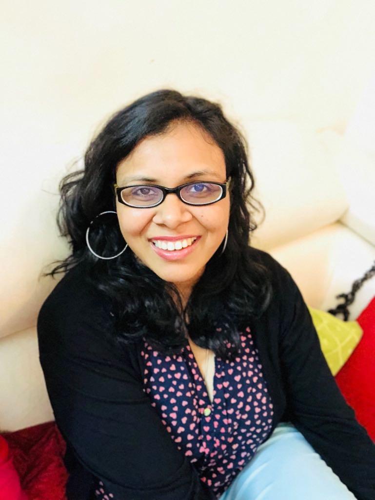 Sandhya Jain profile pic